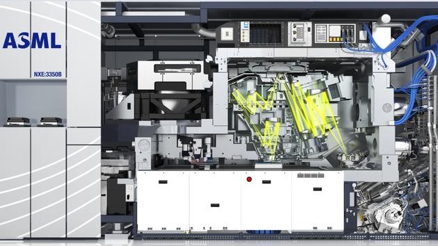 ASML: Vier EUV-Systeme für Foundry und Speicherhersteller