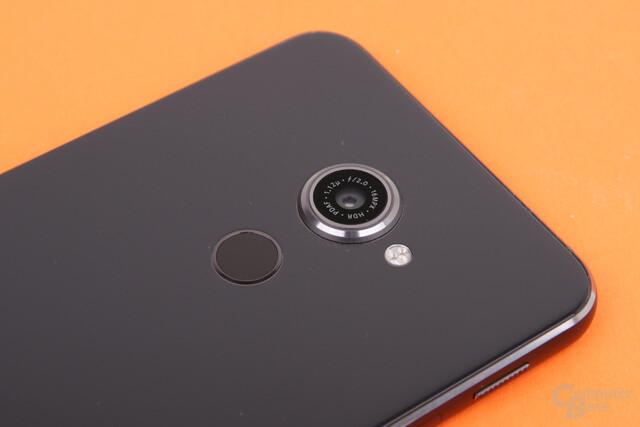 Kamera mit Sony-Sensor und 16 Megapixel