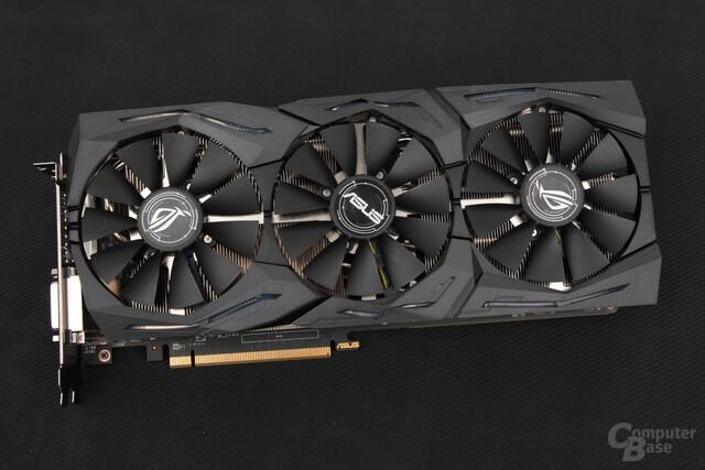Die Asus Radeon RX 480 Strix