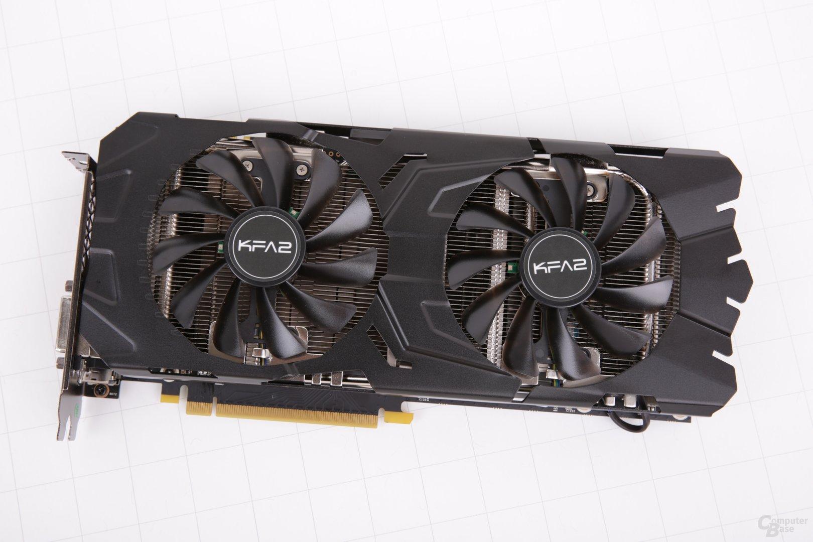 KFA² GeForce GTX 1080 EX OC