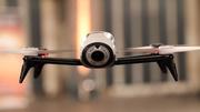 Parrot Bebop 2 im Test: Komfortabler Quadrokopter als Freizeitdrohne