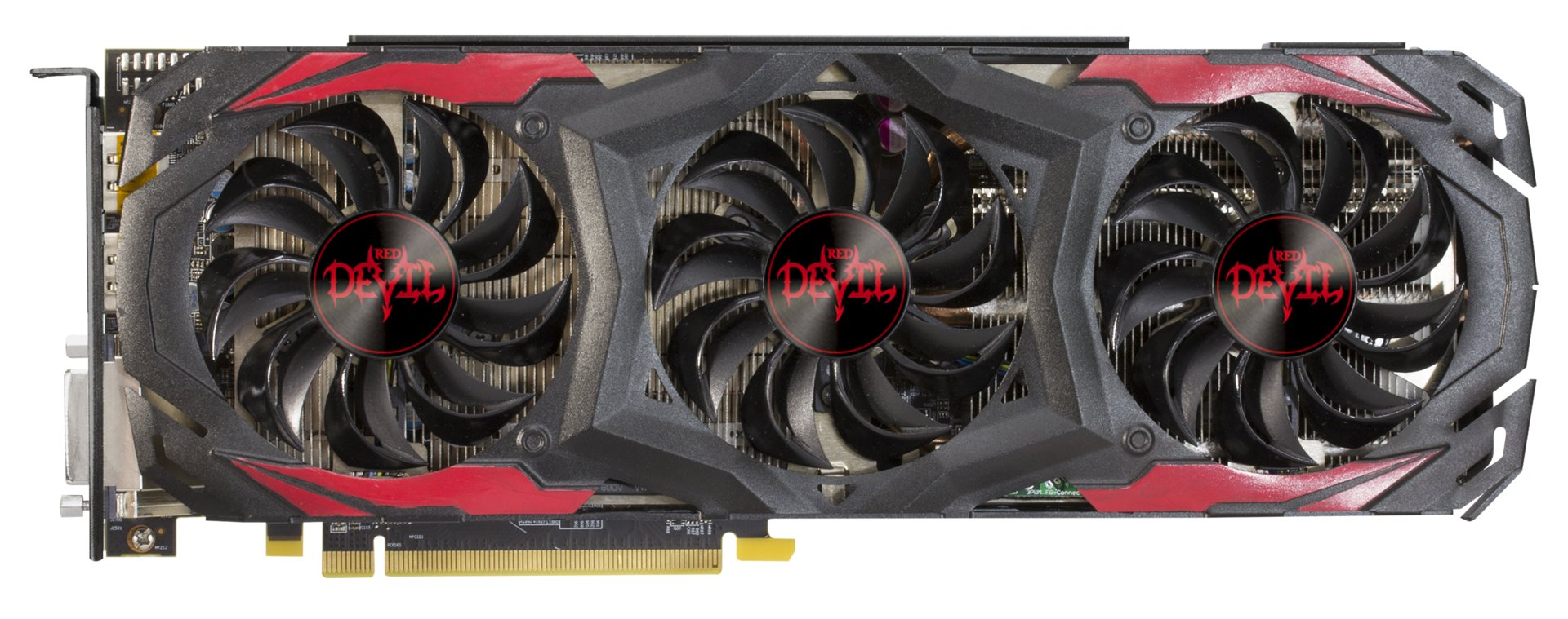 PowerColor Red Devil Radeon RX 480