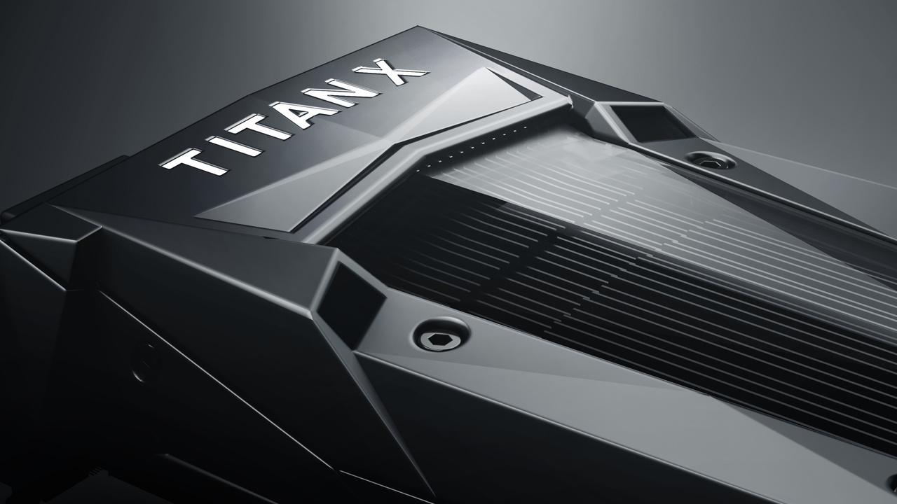 Nvidia Titan X: Pascal-GPU mit 11TFlops ab 2.August für 1.200 US-Dollar