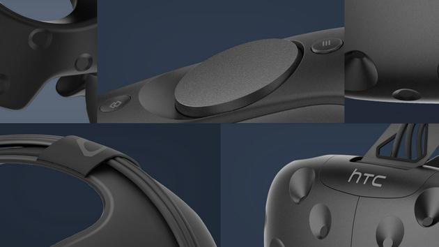 Vive: HTC bietet Zubehör einzeln zum Nachkaufen an