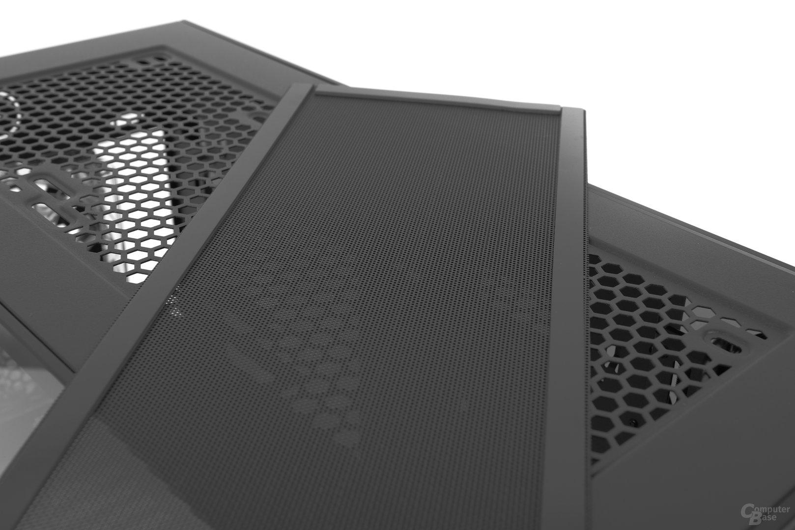 anidees AI-Crystal – Magnetischer Staubfilter im Detail