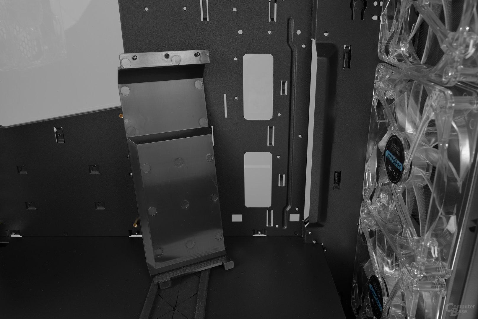 anidees AI-Crystal – Kabelabdeckung aus Kunststoff ersetzt Gummimanschetten