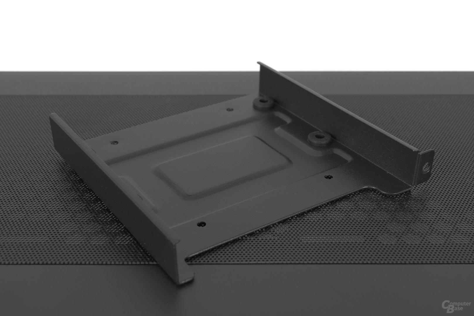 anidees AI-Crystal – Festplattenkäfig im Detail