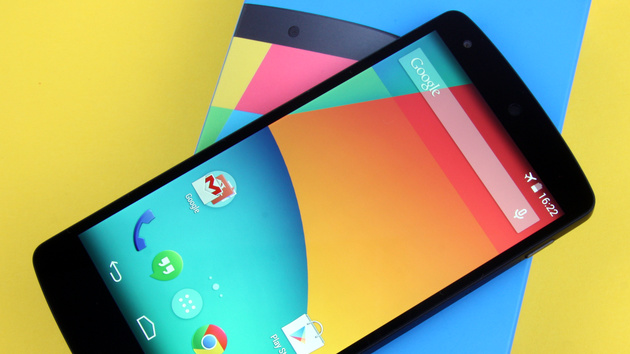 Nexus 5: Google behebt Audio-Probleme mit Update