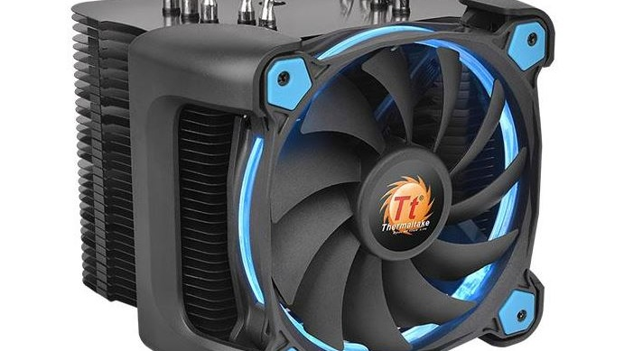 Riing Silent 12 Pro: Beleuchteter Thermaltake-Kühler wird leistungsfähiger
