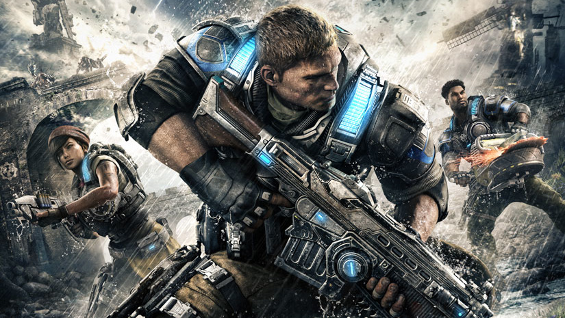 Gears of War 4: Dynamic Resolution auf PC und Konsole