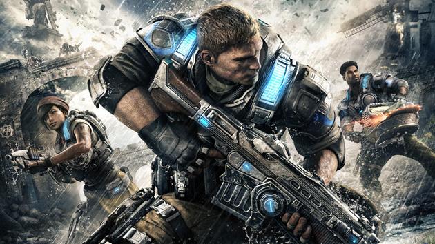 Gears of War 4: Dynamic Resolution auf PC und Konsole