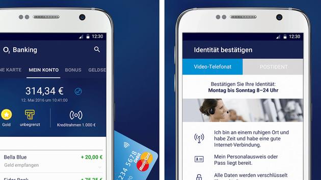 Telefónica: O2 Banking bringt bis zu 500 MB Datenvolumen pro Monat
