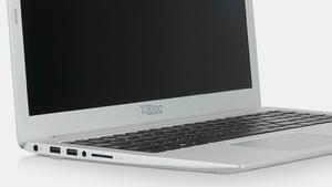 InfinityBook 15: Tuxedo legt schlankes Alu-Notebook in größer neu auf