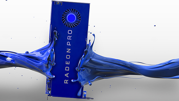 AMD Radeon Pro WX: Polaris 11 im Vollausbau als neue Einsteiger-Profilösung