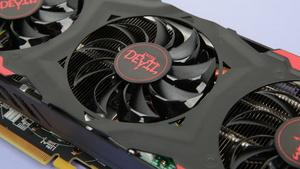 Radeon RX 480 Red Devil im Test: PowerColors roter Teufel ist zivilisiert und leise