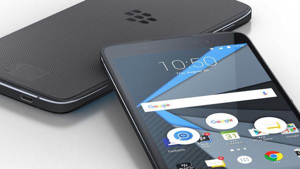 BlackBerry: Android-Smartphone DTEK50 legt Priorität auf Sicherheit