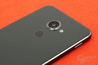 16-Megapixel-Kamera von Sony