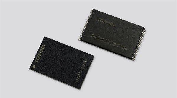 Toshibas 3D-NAND BiCS