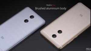 Xiaomi Redmi Pro: 10 Kerne, OLED-Display und Dual-Kamera