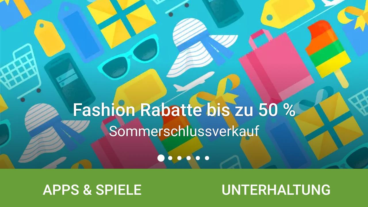 Android: Google erweitert Play Store um neue App-Kategorien