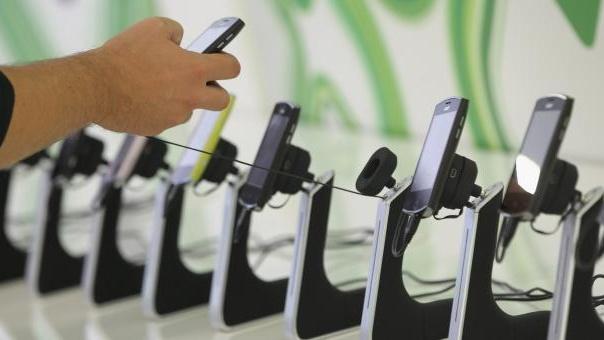 Deutschland: Erstmals rückläufiger Smartphone-Umsatz