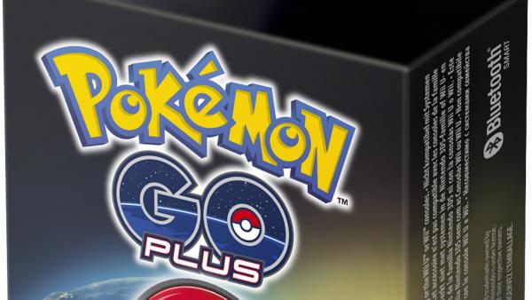 Pokémon Go Plus: Armband zum Pokémon-Fangen verspätet sich