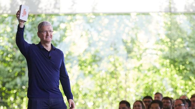 Apple: Fünf Mal mehr iPhones als Sony Walkmans verkauft