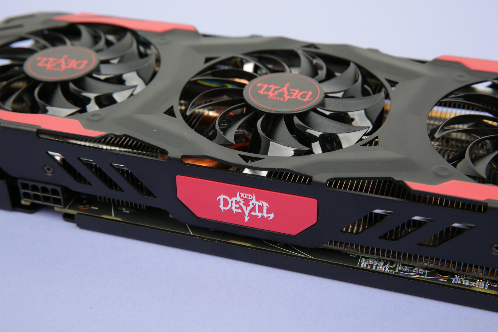 PowerColor Radeon RX 480 Red Devil im Test