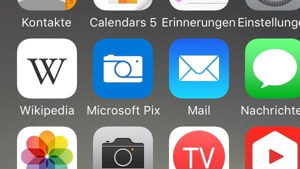 iOS: Microsoft Pix verspricht bessere iPhone-Fotos