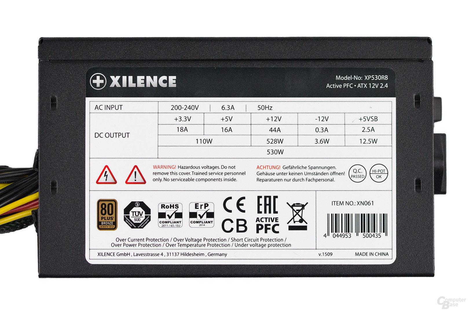 Xilence Performance A+ 530W