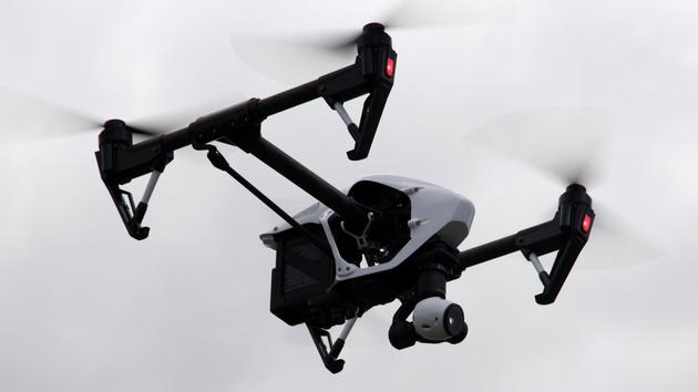 Drohnen über Berlin: Luftaufnahmen und Videos mit der DJI Inspire 1