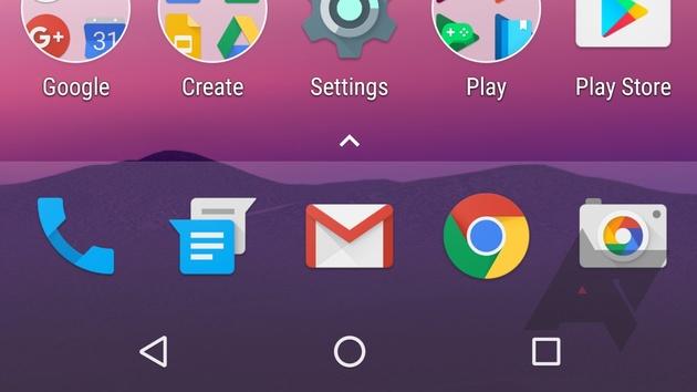 Google: Exklusiver Nexus-Launcher erinnert an Android 1.0