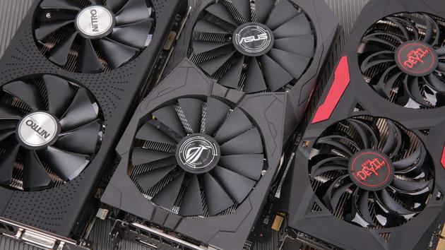 AMD Radeon RX 470 im Test: Von Asus, PowerColor und Sapphire mit 4 und 8GByte