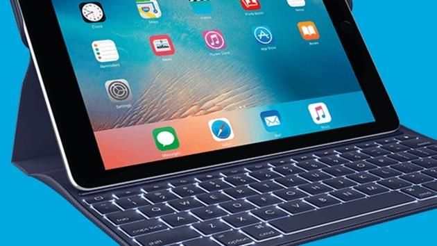 Logitech Create: iPad-Pro-Tastatur jetzt auch für das 9,7-Zoll-Tablet