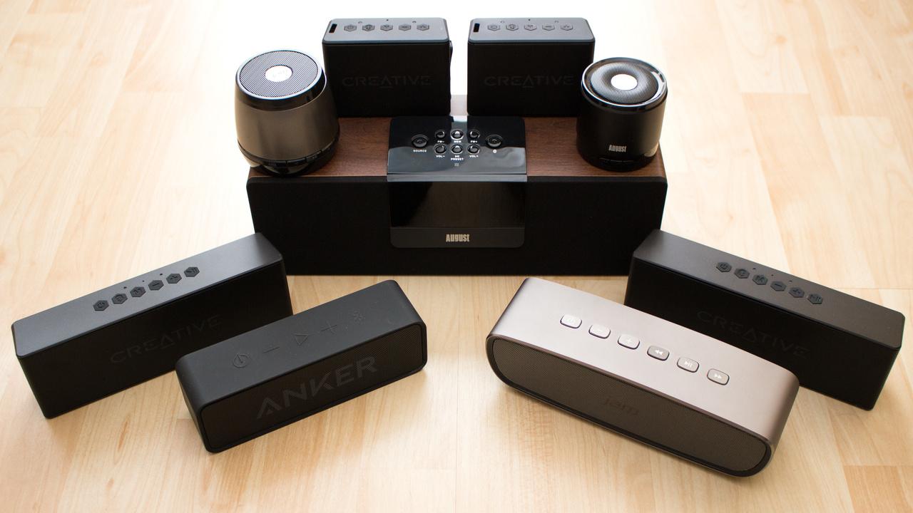 7 bluetooth lautsprecher im test das passende f r die. Black Bedroom Furniture Sets. Home Design Ideas