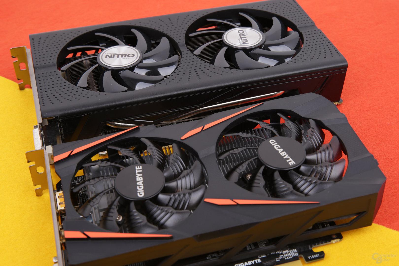 Radeon RX 460 von Gigabyte und Sapphire