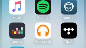 Studie: Musik-Streaming-Dienste verzeichnen Zuwachs