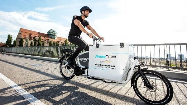 Prime Now: Amazon-Pakete in München in einer Stunde erhalten