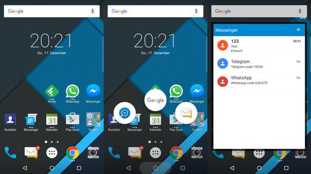 BlackBerry Hub+: Software-Suite für Android mit Werbung oder Abo