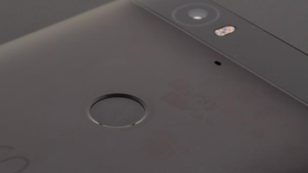 Google Nexus: Fingerabdrucksensor soll Gestensteuerung erhalten