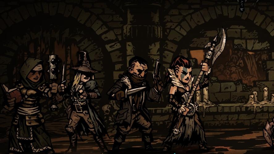 Erscheinungstermin: Darkest Dungeon am 27. September auf PS4 und Vita