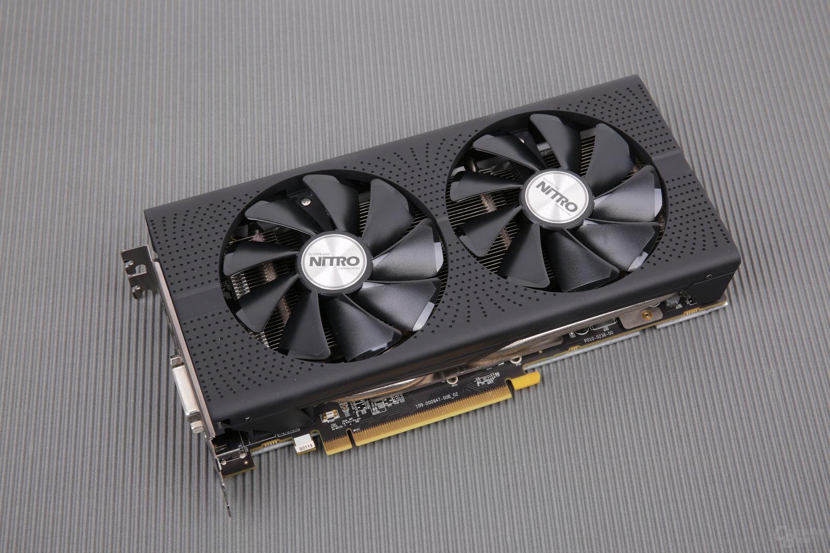 Sapphire Radeon RX 470 Nitro+