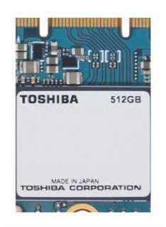 Toshiba BG Series im M.2-2230-Format