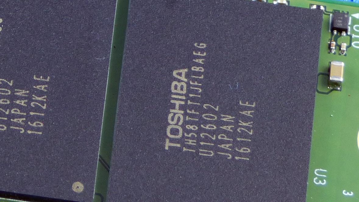 Toshiba: Mini-SSD mit 512 GB und 3D-NAND, ZD6300 mit 7,68 TB