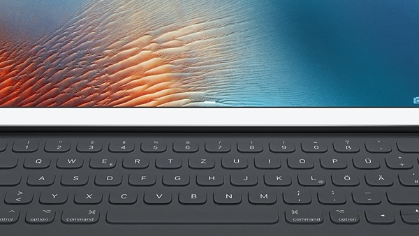 Apple Smart Keyboard: Deutsches Layout für beide iPad Pro erhältlich