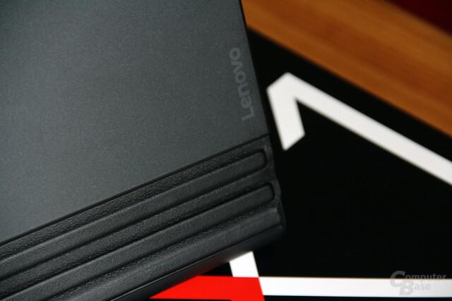 Das ThinPad X1 Tablet wird mit dem Productivity Module sinnvoll erweitert