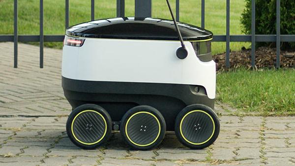 Hermes: Paketzusteller testet Auslieferung mit Roboter