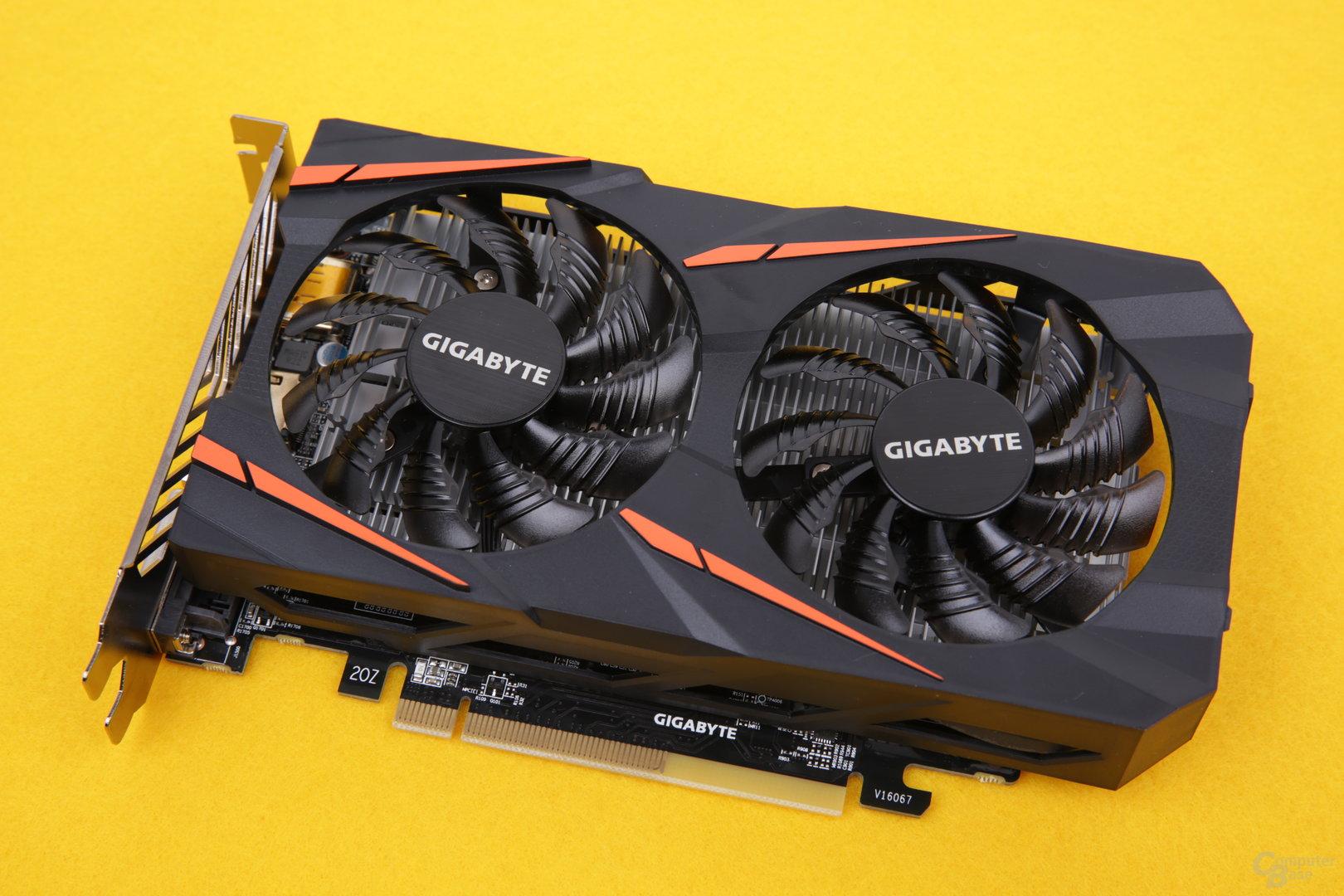 Gigabyte Radeon RX 460 WindForce OC