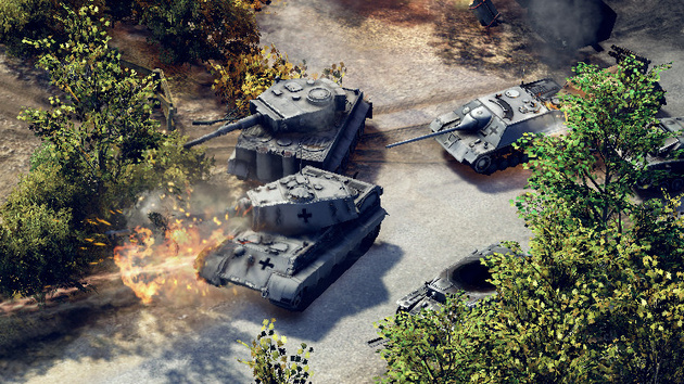 Sudden Strike 4: Ab Mai 2017 kehrt der Zweite Weltkrieg zurück