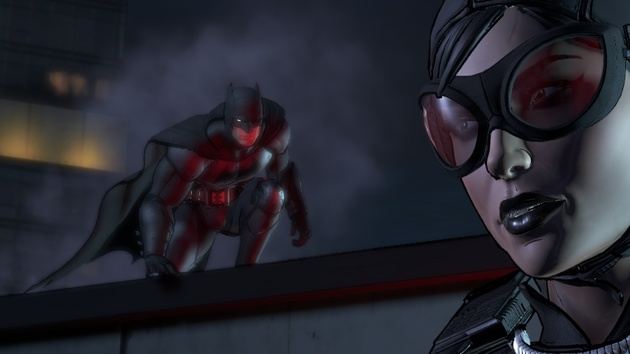 Batman – The Telltale Series im Test: Batman als interaktives Film-Spiel